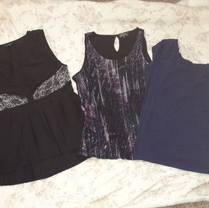 BUNDLE XL TOPS